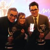 The Schitt's Creek Cast Had the Most Wholesome Reunion to Go With Their Historic Emmys Wins