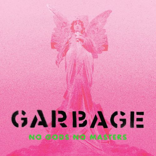 "Garbage - ""The Men Who Rule The World"""