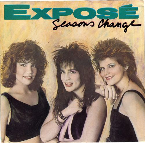 "The Number Ones: Exposé's ""Seasons Change"""