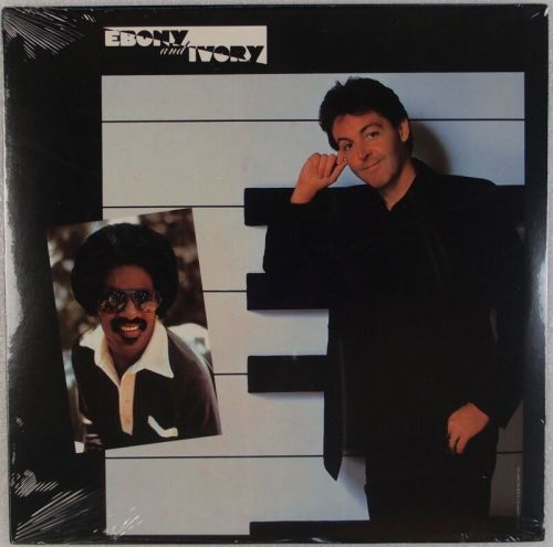"The Number Ones: Paul McCartney & Stevie Wonder's ""Ebony And Ivory"""