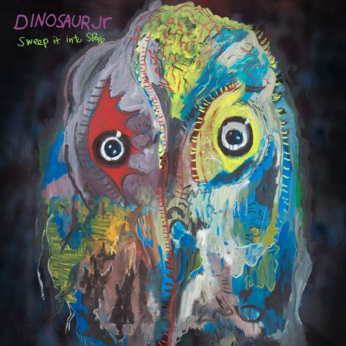 Stream Dinosaur Jr.'s New Album Sweep It Into Space