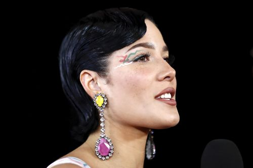 Halsey Hit By Rubber Bullet, Shrapnel While Protesting George Floyd's Death