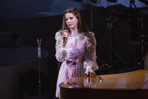 Watch Lana Del Rey Perform With Lucy Dacus and Best Coast