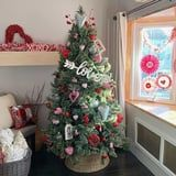 Valentine's Day Christmas Trees Are a Great Way to Show You're Head Over Heels For the Holiday