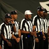 For The 1st Time in NFL History, an All-Black Lineup of Officials Took the Field