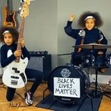 10-Year-Old Music Prodigy Nandi Bushell Performs Rage Against the Machine to Fight Racism