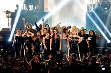 Demi Lovato Slays 'Sorry Not Sorry' Performance at the 2017 AMAS