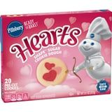 Pillsbury Just Released 2 Limited-Edition Heart Cookies For Valentine's Day, and We're in Love