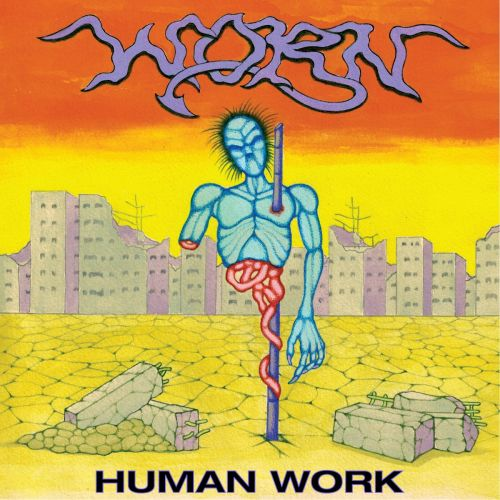 Stream Worn's Extremely Grimy Debut Album Human Work