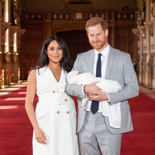 Meghan Markle Describes How the Royal Family's Racism Targeted Archie Before His Birth