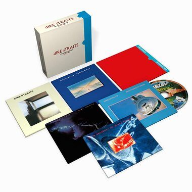 Music Reviews: Dire Straits' Studio Albums, Plus Uncle Walt's Band & Harry Dean Stanton