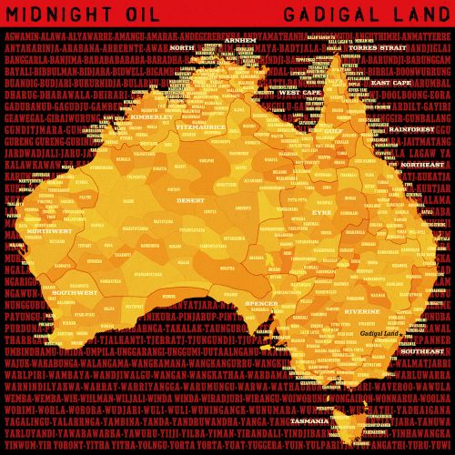 "Midnight Oil Share ""Gadigal Land,"" First New Song In 17 Years"