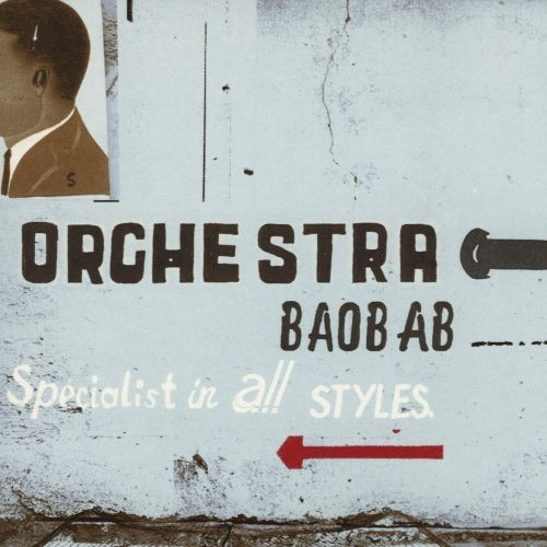 As OrchestraBaobab turn 50, their comeback album 'Specialist in All Styles' gets a vinyl reissue. PMPick out now via WorldCircuit