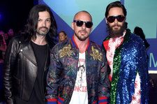 Thirty Seconds to Mars Talk 'Explosive' Single 'Walk on Water' at iHeartRadio Festival: Watch