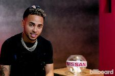 Ozuna Reveals His Perfect Collab, Favorite Tour Song and Secret Talents: Watch