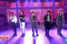 Monsta X Performs 'You Can't Hold My Heart' on 'Today'