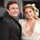 """Meghan Trainor Understandably Freaked When It Sounded Like Her 4-Month-Old Said """"I Love You"""""""