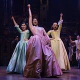 The Schuyler Sisters' Backstage Hamilton Ritual Will Make You Love Them Even More