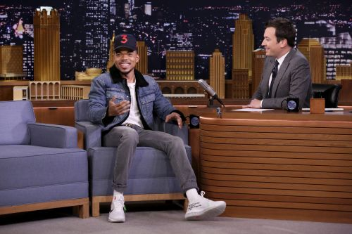 Watch Chance The Rapper Talk Drake, Hosting SNL, & More On Fallon