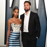 Laura Harrier and Klay Thompson Keep Their Romance Low-Key, but They Sure Are Cute