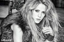 Shakira Returns to Top Latin Albums Chart's Top 10 With 2010's 'Sale El Sol'