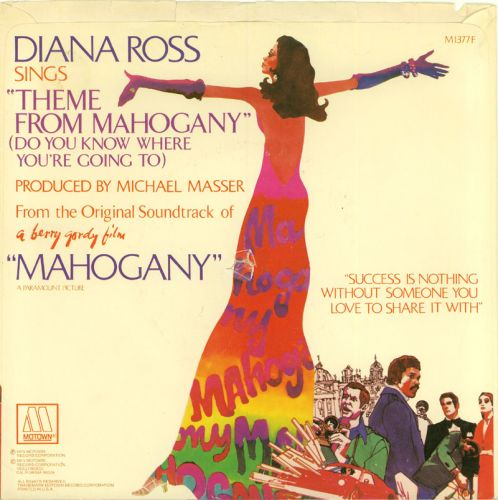 """The Number Ones: Diana Ross' """"Theme From Mahogany """""""