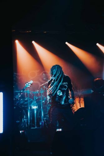 LAMB OF GOD Plays First Pandemic-Era Concert: Photos