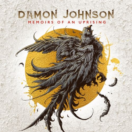 Former BLACK STAR RIDERS Guitarist DAMON JOHNSON To Release 'Memoirs Of An Uprising' Album In March