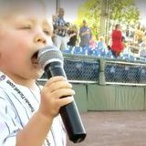 This 3-Year-Old Singing the National Anthem Just Gave Every Professional a Run For Their Money