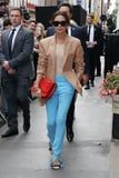 Victoria Beckham Left Her London Fashion Week Show in Some Unexpectedly Wild Pants