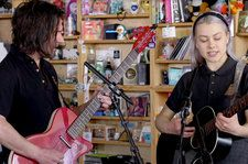 Better Oblivion Community Center Strip it Down For Tiny Desk Concert: Watch