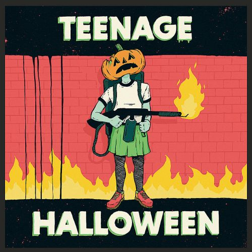 Stream New Jersey Punks Teenage Halloween's Soaring Self-Titled Debut Album