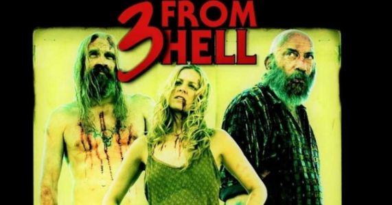 ROB ZOMBIE's '3 From Hell' Movie Gets 'R' Rating For Strong Violence And Nudity