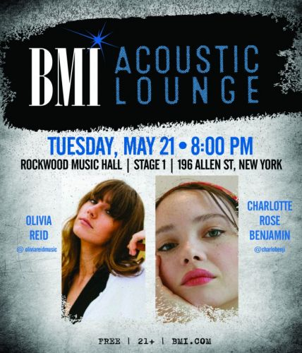 Events: BMI Acoustic Lounge: New York
