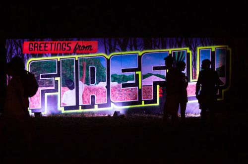 Woman found dead at Firefly Music Festival