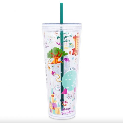 FYI, Disney Restocked Its Popular Starbucks Tumbler, So Get It While You Can