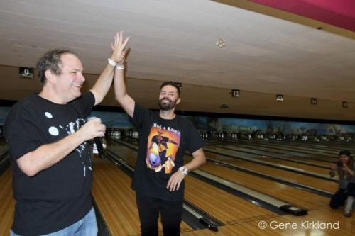 Fifth Annual 'Bowl For Ronnie' Raises More Than $50,000 For 'Ronnie James Dio Stand Up And Shout Cancer Fund'
