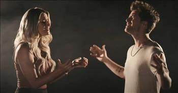 Christian Husband And Wife Sing 'You Are The Reason' Duet