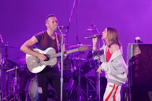 Watch Chris Martin Cover The Spice Girls With Mel C