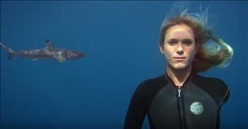 'The Best Thing' JJ Heller Music Video Featuring Bethany Hamilton