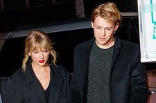 Taylor Swift Took Joe Alwyn to the 'Saturday Night Live' Afterparty and They Looked Adorable as Heck