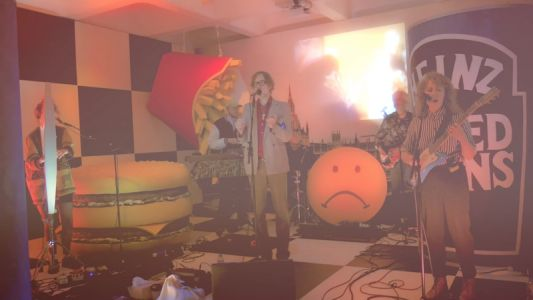 Watch Jarvis Cocker Cover The Velvet Underground And The Fall For New Exhibition