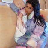 Kylie Jenner's Cotton Candy Puffer Jacket Is the Only Winter Coat I Want This Year