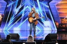 Swedish Singer Chris Kläfford Impresses With Original Song on 'America's Got Talent': Watch