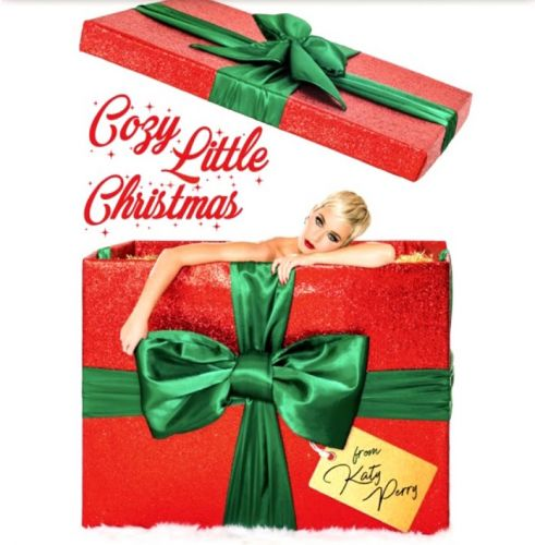 "Katy Perry - ""Cozy Little Christmas"""