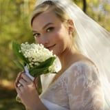 Karlie Kloss Was in Tears the First Time She Saw Her Gorgeous Christian Dior Wedding Dress
