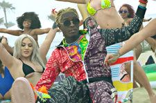 Young Thug & Gunna Have Fun in the Sun for Super Soaked 'Surf' Video: Watch