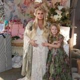 A Little Birdie Told Us Jessica Simpson Picked This Unique Name For Her Third Child