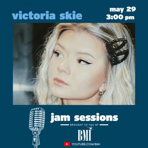 Events: BMI Jam Sessions: Victoria Skie