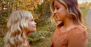 2 Sisters Sing Spirit-Filled Rendition Of 'Amazing Grace '
